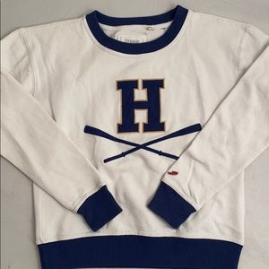 League Harvard Crew crewneck sweatshirt S